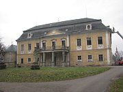 Prohlídka zámku v Paskově.