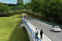Dopravní propojení Via Sosna dostává konkrétní obrysy. Předpokládá se, že stavba vyjde zhruba na 200 milionů korun.