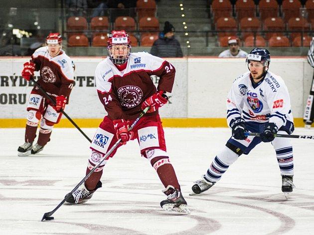 Hokejisté Frýdku-Místku získali velice cenné tři body. Benátky porazili 3:1.