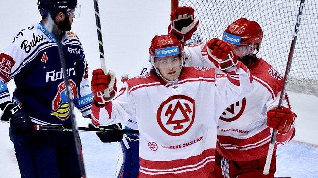 Budou se radovat Třinečtí hokejisté i dnes proti Plzni?