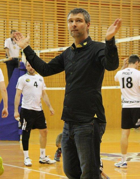 Barážová série mezi Black Volley Beskydy a Aerem Odolena Voda pokračuje vsobotu rozhodujícím zápasem na palubovce soupeře.
