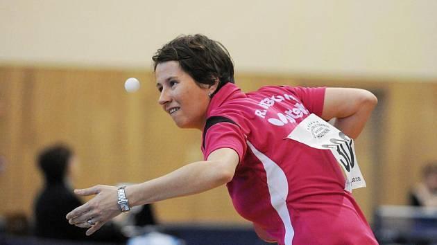 Již sedmý republikový titul získala Renáta Štrbíková, která kdysi hrávala také za frýdlantský celek SK.