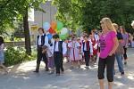 Mezinárodní folklorní festival ve Frýdku-Místku.