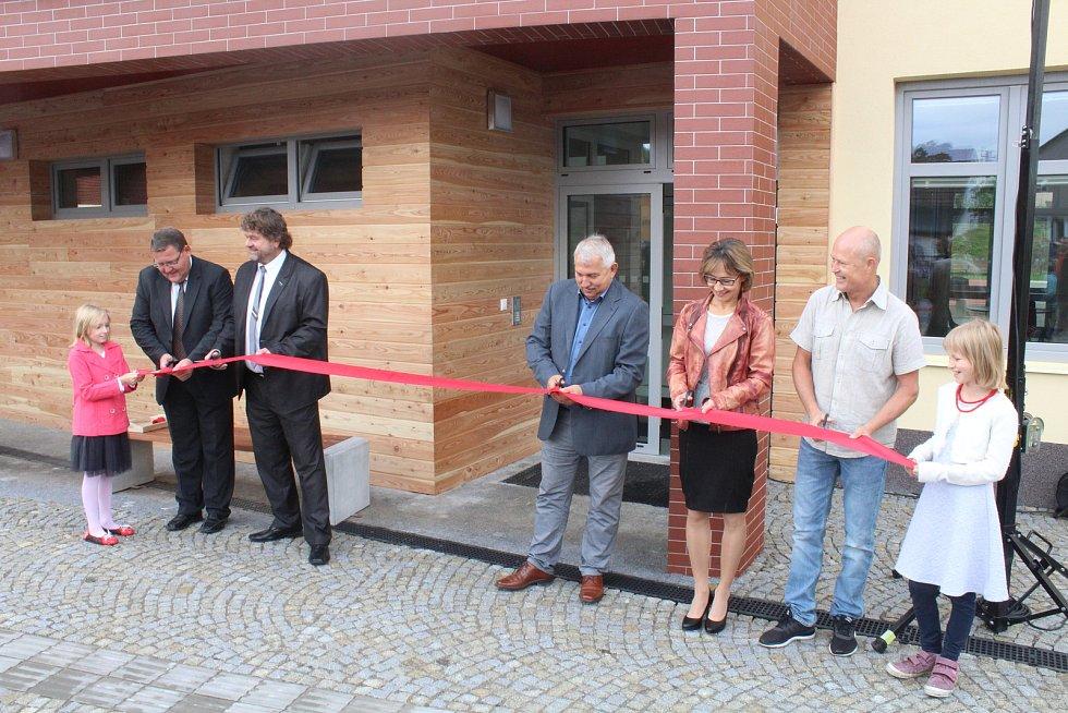 Ve Sviadnově přivítali nový školní rok stavebními novinkami.