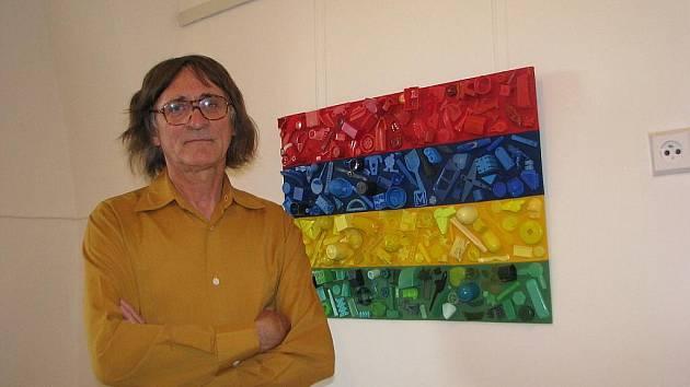 Galerie Langův dům ve Frýdku-Místku hostí od 17. června výstavu Otise Lauberta.