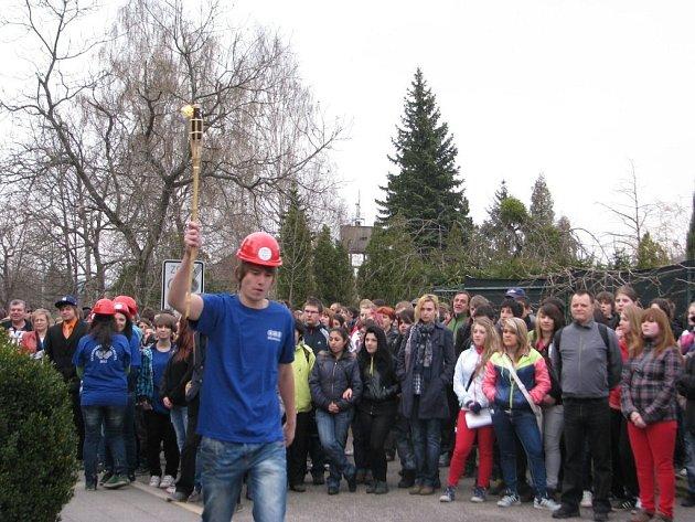 Olympijské hry řemesel 2012 v Třinci.