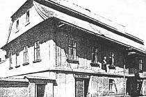 Bývalý dům Františka Kolaříka na Janáčkově ulici v Místku.