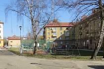 V loňském roce vyrostlo v centru Spořilova nové dětské hřiště.