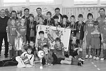 Palkovičtí mladíci byli na domácím turnaji nejlepší.