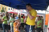 V minulém roce roce se na náměstí Svobody jedla Marlenka.
