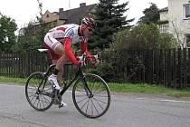 Počtvrté za sebou vyhrál Petrovickou časovku Radek Blahut z CK Myčka Blahut. Za svým traťovým rekordem z roku 2008 letos zaostal o pouhých devět vteřin.