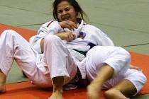 Frýdecko-místecká judistka v barvách České republiky statečně bojovala na mezinárodním turnaji ve slovinské Korkošce.