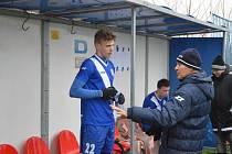 Jakub Mikulenka je blízko teplickému angažmá.