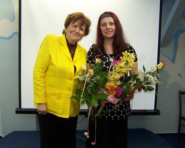 Radana Šatánková (vpravo) a Irena Šutaríková.