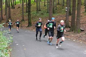 Vítězem letošního extrémního běhu Totman je Tomáš Štverák z Valašska.