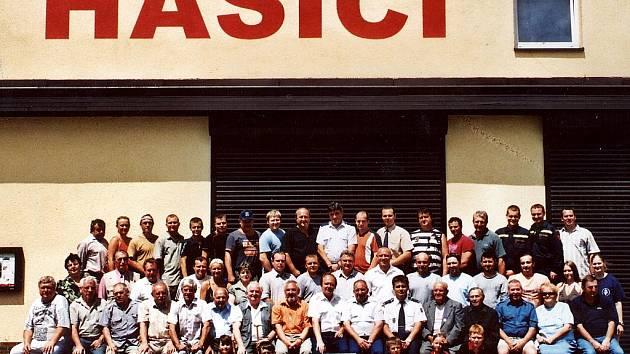 Sbor dobrovlných hasičů z Frýdlantu nad Ostravicí.