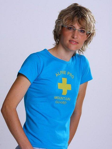 Barbora Lysá – mluvčí paskovské pily.