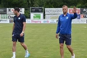 Adam Varadi patří ke klíčovým hráčům Valcířů.