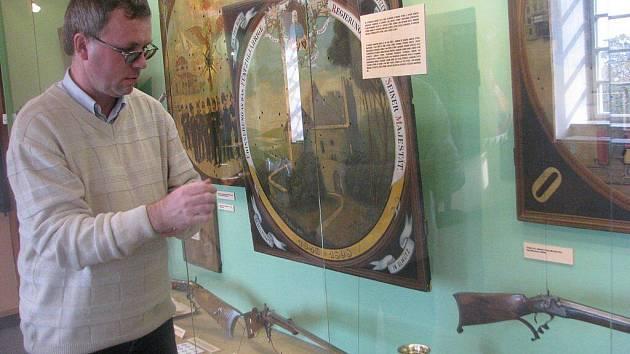 Muzeum Beskyd ve Frýdku-Místku hostí do března příštího roku výstavu nazvanou Vůně střelného prachu.