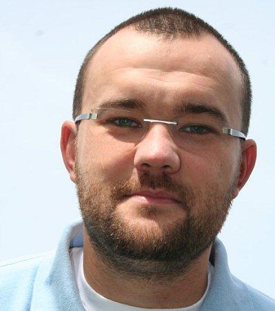 David Blahut ze Sdružení pro Bašku.