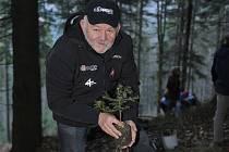 Šestinásobný vítěz dakarské rallye Karel Loprais.