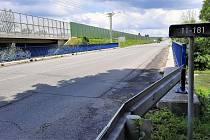 Oprava mostu uzavře silnici v Bystřici.