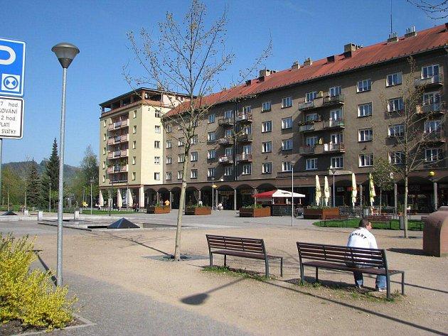 Železniční zastávka v Lyžbicích má vzniknout nedaleko náměstí T.G.M.