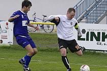 Fotbalisté Brušperku zdolali na domácím trávníku tým Albrechtic 2:1.
