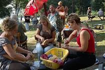 V areálu kempu na přehradě Baška se konal 2. září 1. ročník GulášFestu, který byl zároveň zakončením letních prázdnin. Akci uspořádali přátelé Sdružení pro Bašku.