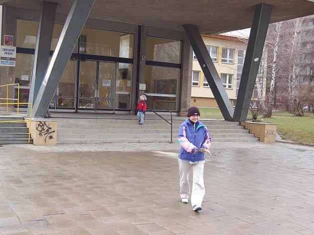 Základní škola na Slezské ulici v Třinci. Ilustrační foto.