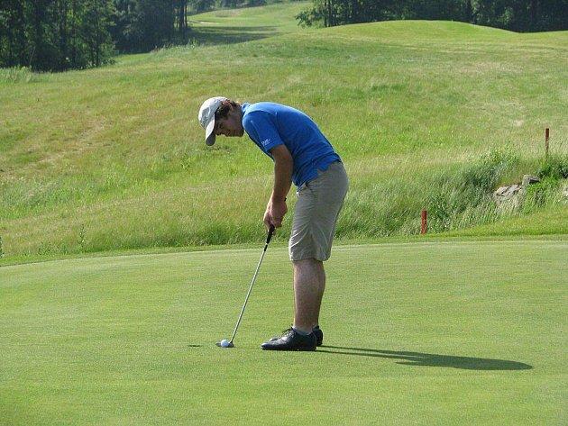 Minulý víkend patřil na ostravickém golfovém hřišti extraligovým celkům, na které čekalo 3. a 4. kolo dlouhodobé soutěže.