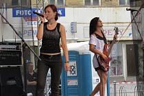Páteční večer patřilo místecké náměstí Svobody v Místku hudbě, konala se zde akce nazvaná Hvězdy ve městě.