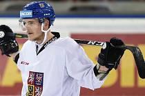Reprezentační útočník Andrej Nestrašil míří z Třince zpět do KHL.