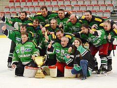 Premiérovým vítězem Beskydské amatérské hokejové ligy se stali hokejisté HC Nebory.