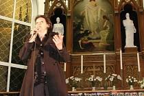 MARTA KUBIŠOVÁ zazpívala pro Rehabilitační stacionář Třinec. Výtěžek benefičního koncertu výrazně přispěje k rekonstrukci, kterou zařízení plánuje ještě v letošním roce.