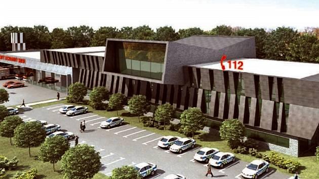 Integrované výjezdové centrum v Třinci pohledem projektanta.