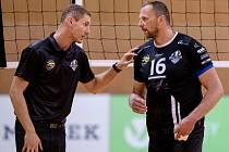 Tomáše Širokého (vpravo) stále mrzí, jak pro Beskydy letošní sezona skončila.