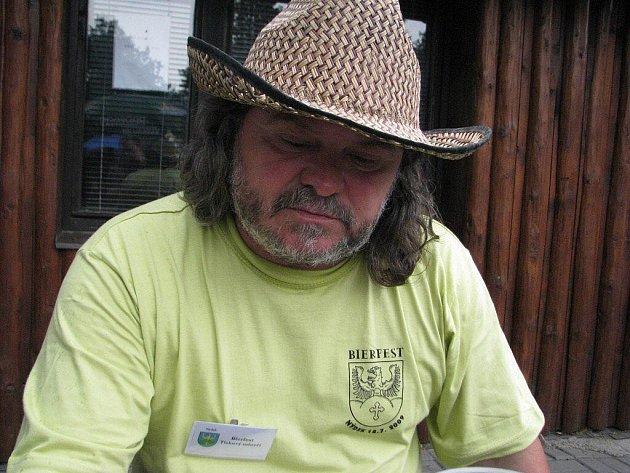 Jan Vitásek na archivním snímku.