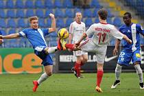 FC Slovan Liberec – FK Fotbal Třinec.