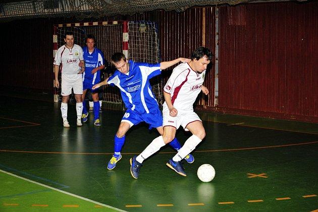 Futsalisté Třince si v domácí rozlučce poradili s brněnským Agromeli.