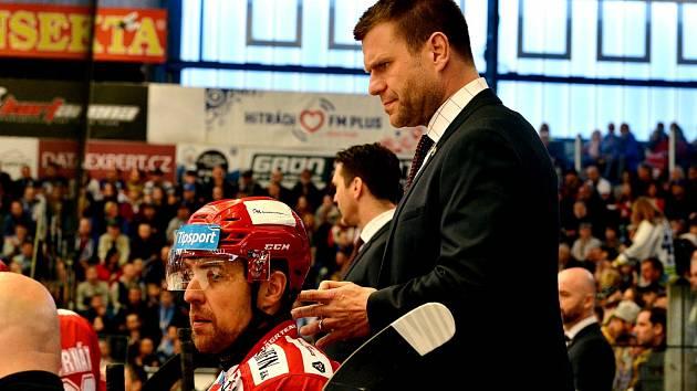 Václav Varaďa toho v hokeji prožil už hodně. Doma má i dva tituly mistra světa.