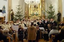 Koncert v Hodoňovicích.