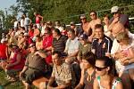 Na zápas domácích fotbalistů s Kubina Teamem se přišlo podívat odhadem pět set diváků. Ti viděli celkem deset branek.