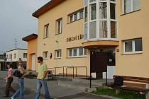 Obecní úřad ve Sviadnově.