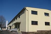 Areál ve Vyšních Lhotách má rozlohu asi 75 tisíc metrů čtverečních. Pro ubytování uprchlíků není využíván od prosince 2009.