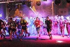 Extrémní závod Beskydská sedmička se půjde letos již poosmé.