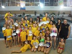 Frýdecko-místečtí plavci se představili při kvalifikačních závodech v nedaleké Karviné. Archivní snímek.