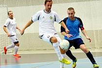 Futsalisté Třince porazili v domácím prostředí brněnský Nasan 5:0.