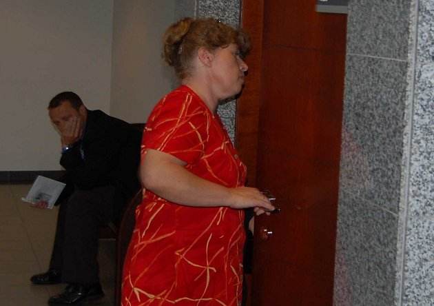 Dana Bartulcová na archivním snímku.