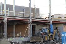 Rekonstrukce kulturního domu.